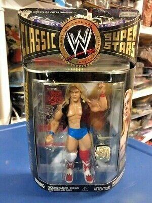BARRY WINDHAM Jakks WWE Classic Superstars 11 Wrestling Figure MOC WWF NWA Belt