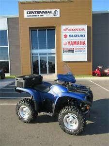2013 Yamaha Grizzly EPS