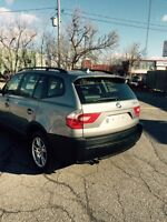 2005 BMW X3 2.5 LITRS!!! MINT CONDITION!!
