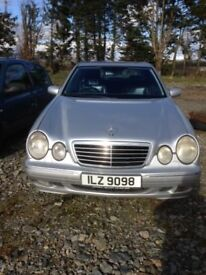 Mercedes E320 CDI Avantgarde Auto. 3222cc. Very clean car. Great driver. Cheap for quick sale.