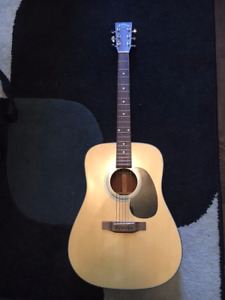 Aria Dreadnought Acoustic