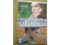 Atonement DVD 2007