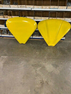 Clam-shell Fenders For John Deere 40 420 430 435 Tractors