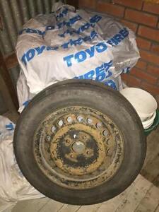 roues 15po. à vendre
