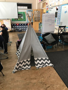 Teachers... a teepee for your classroom