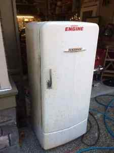 early 50's philco refrigerater