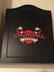 Churchill Pub Sports Dartboard Prince George British Columbia image 1