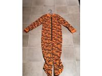NEW Tiger Onesie New with tags