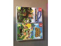 Animal Crossing & Minecraft