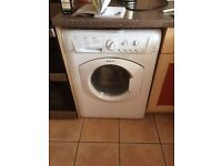 Hotpoint Washing Machine and Dryer - hardly used.