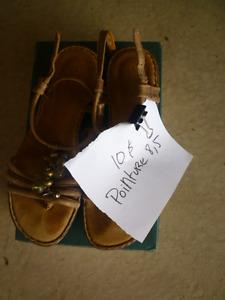 Sandales pour femmes pointure 8,5