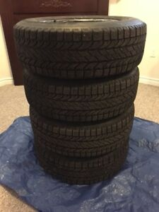BF Goodrich Winter Tires/Rims 225/65/17