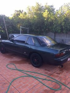 Nissan Silvia 1990 Warner Pine Rivers Area Preview