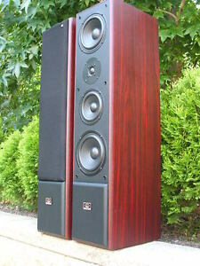 SPEAKERS WELLING GA-6263  ENGLAND FLOOR STANDING CONCERTO Rhodes Canada Bay Area Preview