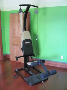 Bar Flex Exercise Machine