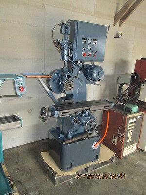 Nichols Production Milling Machine