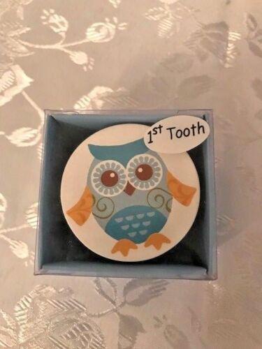 Tooth Fairy Owl Treasure Box