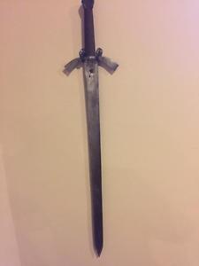 Sword (Medevil German) and daggers