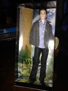 Twilight Edward Barbie edition MIB