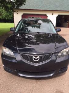 2006 Mazda Mazda3 Sedan NEW INSPECTION