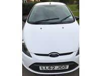 Ford Fiesta van in very good condition and full service history