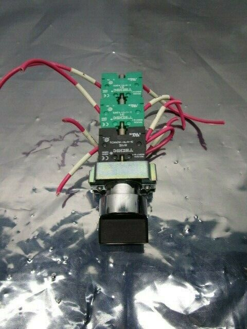 Teknic 60947-5-1 On/Off Switch Assy, S1E, (3) S1 Contact Block, 101133
