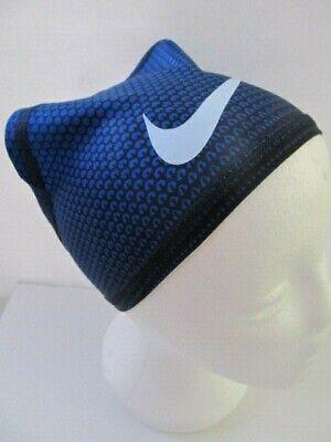 brand new 7a4ab 4b4ce Nike Pro Dri-Fit Haptic Skull Wrap Game Royal DK Obsidian Blue Tint Men s  Womens