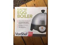 Electric Egg Boiler - NEW unused in box