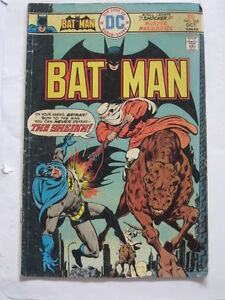 Bat Man #268 – DC Comics