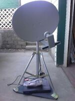 Portable Bell Satellite System