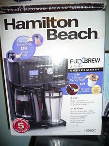 Mr Coffee 10-cup, Paderno 12 Cup, Hamilton Beach, Tassimo Hot Ch