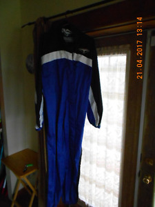 One-piece motorcycle rainsuit for sale