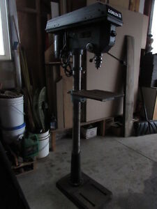 "DELTA 14"" FLOOR DRILL PRESS"
