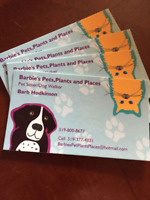 Need a Pet Sitter?