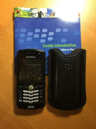 Cellulare BlackBerry Pearl 8100 originale