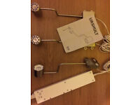 Ikea URSHULT LED lamps x 3 with transformer £60