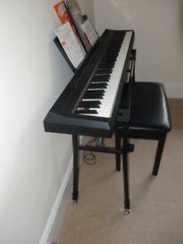 Yamaha Digital Piano Bundle