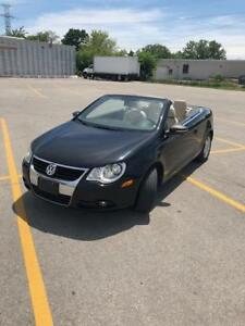 2009 Volkswagen Eos 2.0 LUXURY Convertible