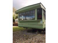 STATIC CARAVAN FOR SALE- 37X12 ft- ONLY £1950!! - FOR PRIVATE LAND