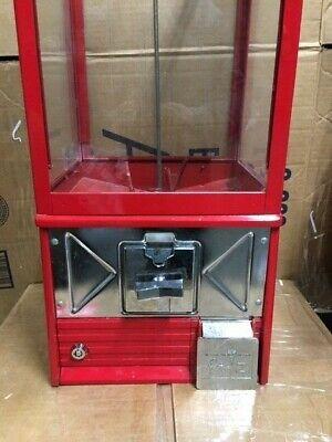Red Northwestern Classic Folz 2 Capsule Toy Bulk Vending Machine 2 Inch Vendor