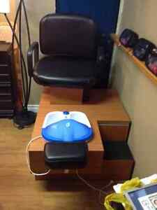 Barely Used Pedicure Station For Great Price!!!