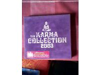THE KARMA COLLECTION 2003 LTD ED x 2 CD'S - MINISTRY OF SOUND