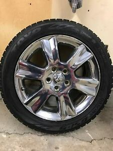COMPLETE WINTER TIRE PACKAGE Strathcona County Edmonton Area image 1