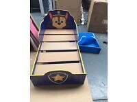 NEW PAW PATROL TODDLER BED