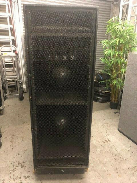 (12) MEYER SOUND MSL-3 SPEAKERS, PRO AUDIO, PROFESSIONAL LOUD SPEAKER