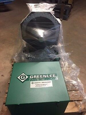 Greenlee 555 Cxrs 853 854 Conduit Pipe Bender Ridgid Imc 1 Double Shoe 2 Rollers