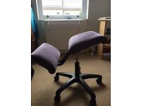 Height Adjustable Kneeling chair