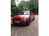 MINI COOPER D *£20 A YEAR ROAD TAX* LOW MILEAGE! BESPOKE COOPER S WHEELS
