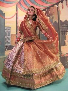 Sammler/Collector Barbie India  Wedding Fantasy Special Edition  NRFB
