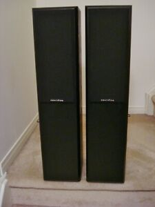 Centrios 3-way tower speakers